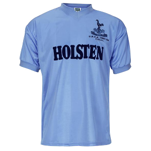 Spurs 1984  UEFA Cup Final Away Shirt