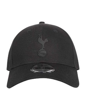 Spurs Black New Era 9/40 Cap