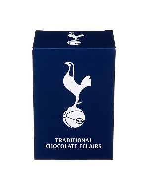 Spurs Traditional Boxed Chocolate Eclair