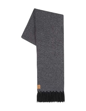 Spurs Adult Tab Mixed Marl Scarf
