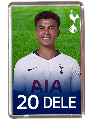 Spurs Dele Fridge Magnet