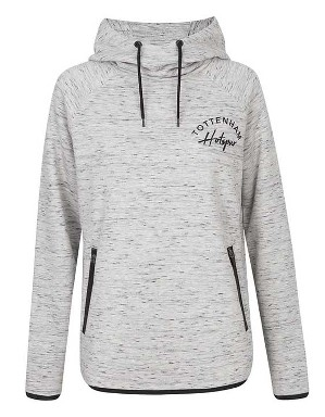 Spurs Womens Cowl Neck Hoodie