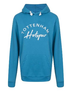 Spurs Womens Mixed Font Embroidered Hoodie