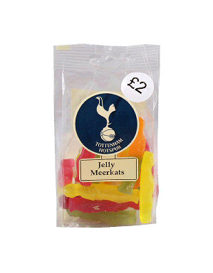 Spurs Jelly Meerkat Sweets