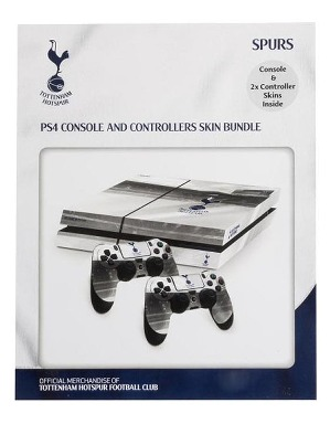 Spurs PS4 Console and 2 Controller Skin