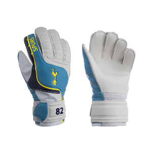 Spurs Boys Goalkeeper Gloves 6-8 Years