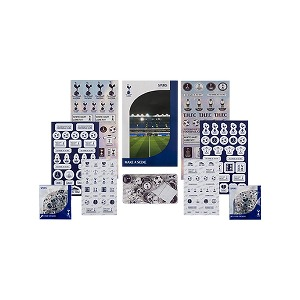 Spurs 500 Piece Sticker Set