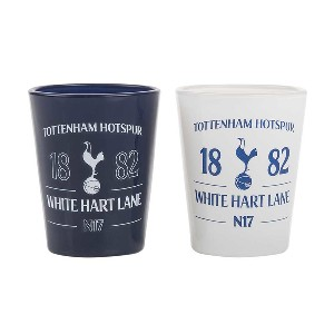 Spurs Two Shot Glasses