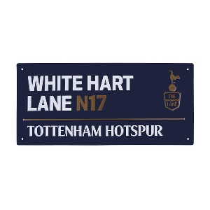 Spurs The Lane Street Sign