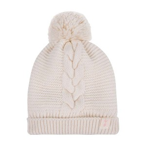 Spurs Womens Cable Beanie