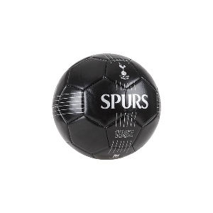 Spurs Black Size 1 Football
