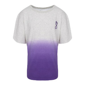 Spurs Girls Gradient T-Shirt