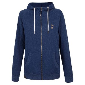 Spurs The Lane Womens Classic Full Zip Hoodie