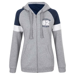 Spurs Womens 82 Colour Block Hoodie