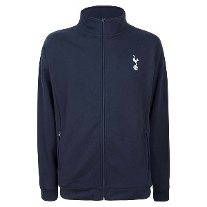 Spurs Funnel Neck Full Zip Top
