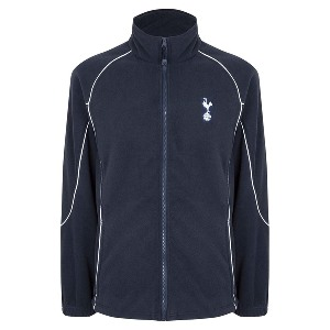 Spurs Mens Full Zip Fleece
