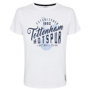 Spurs Mens Tottenham Cockerel T-shirt