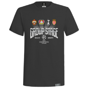 Spurs Champions League Group Stage T-shirt