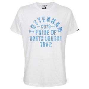 Spurs Mens Pride of North London T-shirt