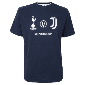 Spurs vs Juventus T-Shirt