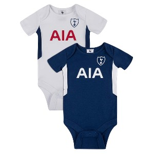 Spurs Baby 2 Pack Kit Bodysuit